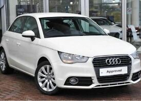 Audi a1 White 20012 5 door TFSI for sale low mileage mint condition