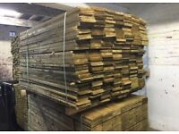 New Timber Pressure Treated Feather Edge Boards/ Pieces/ Panels