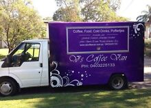 Coffee van for sale it is not a franchise! Mansfield Brisbane South East Preview