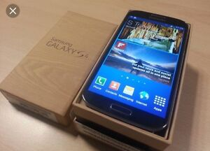 BRAND NEW Samsung S4 open boxes