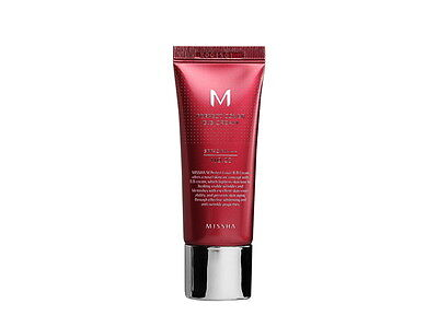 2 x MISSHA / M Perfect Cover BB Cream  SPF42/PA+++ 20ml #23 Korea Cosmetics