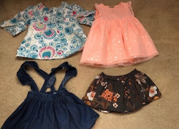 Baby & Toddler Clothing Mixed Items & Lots Baby Girl Clothes 3-6 Months Bundle