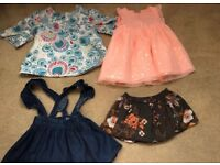 Baby girl clothes 3-6 months bundle over 40 items
