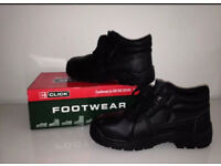 Men's click workboots uk 9