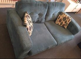 2-3 seater sofa bed, with new matress. Pick up or delivery