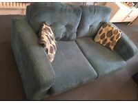 2-3 seater sofa bed, with new matress