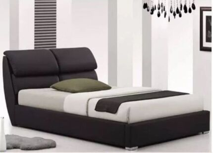 Brand new Pu Leather Bed Frames in All Sizes | Beds | Gumtree ...