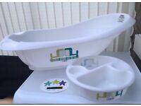 Mamas and papas bath set