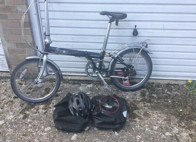 Dahon fold up bike bicycle similar to Brompton, specialized, giant | in  East Dulwich, London | Gumtree