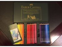 Faber Castell 60 Watercolour pencils of high quality (was £63!)