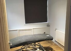 Treatment & therapy rooms available for hire