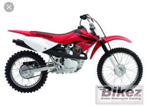 Looking for Honda crf or xr 100