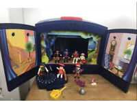 Travel/Holiday playmobil puppet theatre