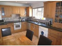 Solid wood kitchen and worktops