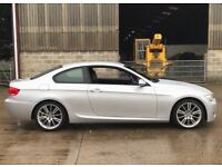 2007 BMW 3 Series 2,0 320d M Sport Coupe 3dr 1 owner