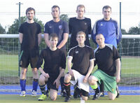 Monday night 6-A-Side Football team looking for players.