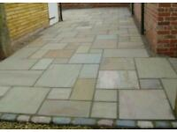 Builder, Paving, patios, driveways, fencing, turfing, decking, free quotes