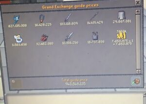 Osrs/runescape looking to sell my ely
