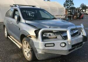 Holden Captiva 2010 Diesel Wagon  Seats 7  wrecking Kenwick Gosnells Area Preview