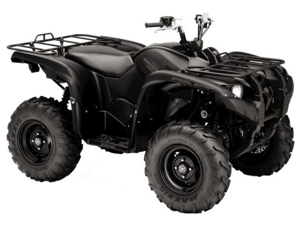 Used 2015 Yamaha GRIZZLY 700 FI DAE SE 2