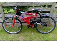 Raleigh fuego mountain bike