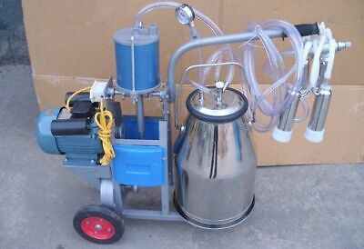 Brand New Electric Milking Machine For Cows Or Sheep 110v220v