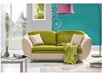 Delivery 1-3 days LUGANO Modern Sofa Couch Brand New Never Unpacked Unique Design