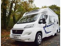 2018 SWIFT ESCAPE 674, FREE CANOPY AND COMFORT PACK, MOTORHOME