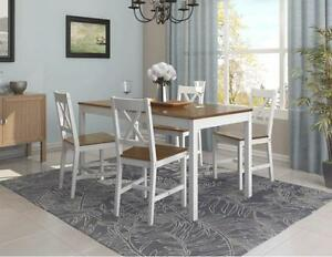 Dining Set - 4 Dining Chairs Included