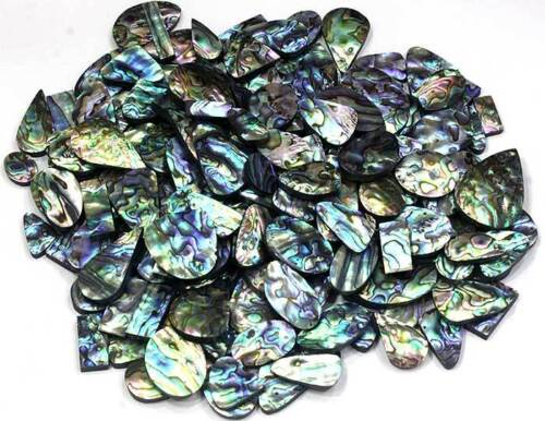 Natural ABALONE SHELL Marvelous Cabochon Loose Gemstone Wholesale Lots