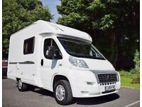 2009 SWIFT BESSACARR E410 2 BERTH MOTORHOME, SOALR CANOPY, BIKE RACK, CAMPER