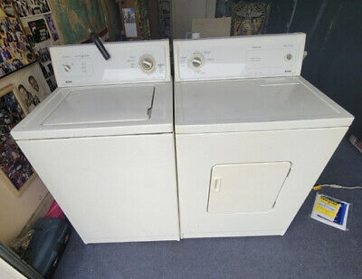 Used Kenmore Washer and Gas Dryer