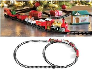 NEW: Christmas Train Set (Ideal put under Christmas Tree)---