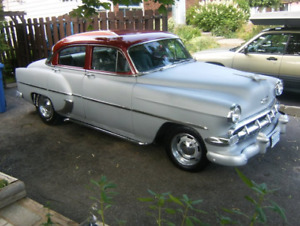 Reduced $2000 firm..1954 Chevy Project car /hot rod / rat rod
