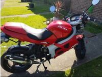 Gilera DNA 50 very good condition