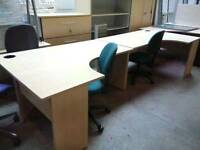 Lots of office furniture now available