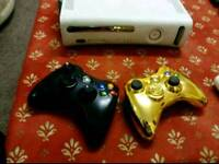 White Xbox 360 !!!COMES WITH EVERYTHING!!!