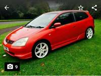 Honda civic type r 79k