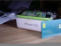 IPHONE 5C GREEN 32GB EE