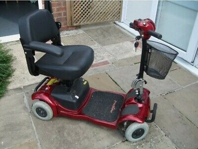 FreeRider Mobility Scooter. Model FR168-4A with brand new batteries.