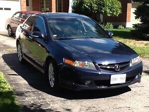 2008 Acura TSX Base Sedan