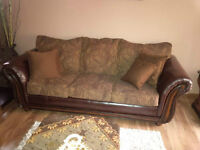 3 Piece Living room set. Sofa, Loveseat and Chair
