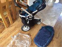 Quinny Jogger, stroller, buggy, pushchair