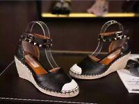Valentino espadrilles shoes. Uk5