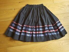 Child's character dance skirt