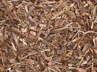 One week only sale on Cedar & Pine Bark Mulch