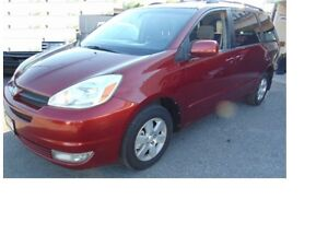 2004 Toyota Sienna LE CERTIFIED & E-TESTED