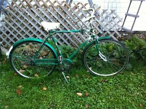 older raleigh 3spd bike