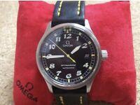 Omega dynamic 36mm automatic watch