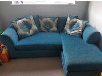 Comfy corner sofa